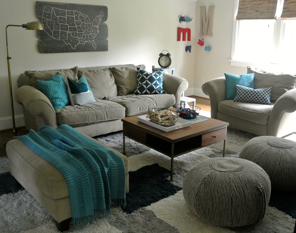 the redesign company family room