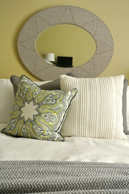 the redesign company toss pillows