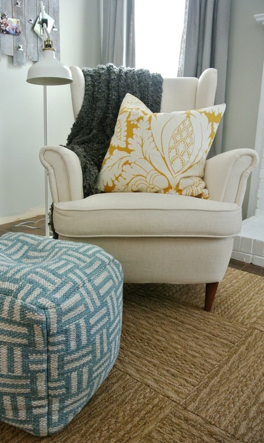 the redesign company accent chair