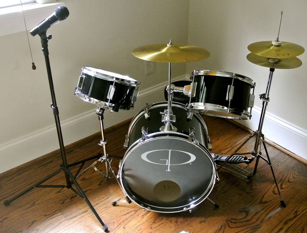 the redesign company drum set
