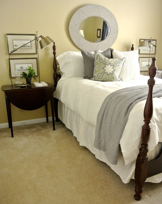 the redesign company guest bedroom