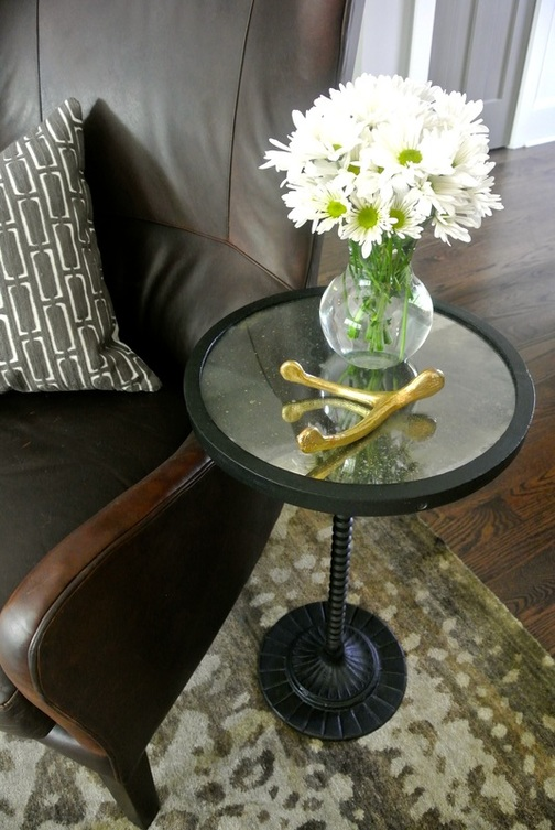 the redesign company accent table