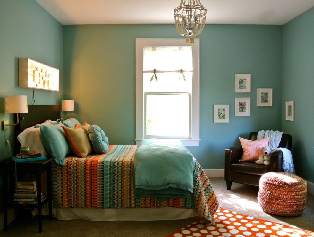 the redesign company teen bedroom