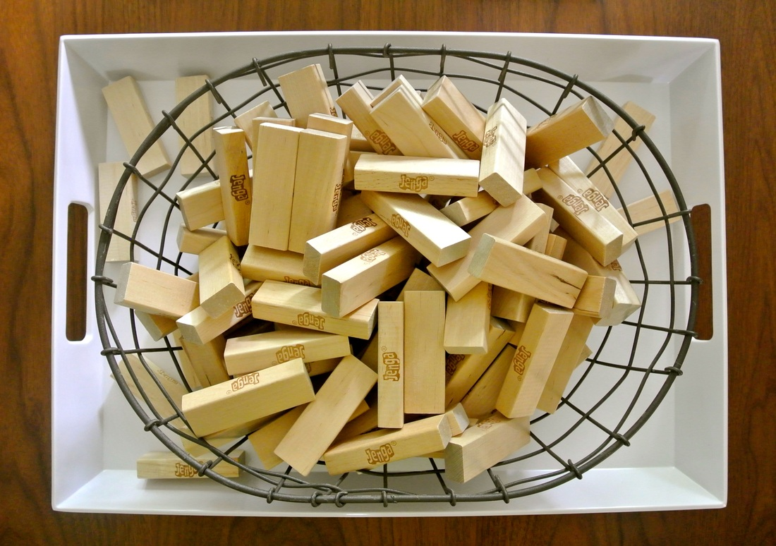 the redesign company jenga